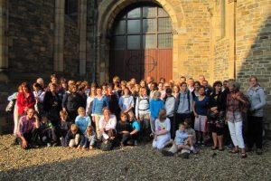 Wandeling naar Maastricht