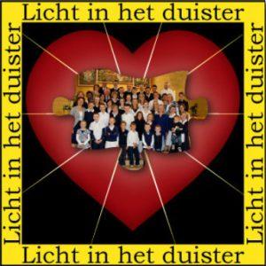 CD Licht in het duister voorkant