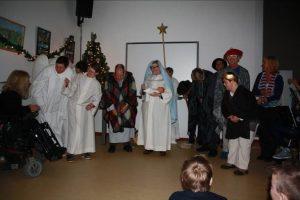 Geloof en Vriendschap Kerst 2015