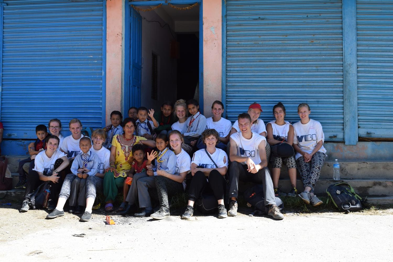 30 Handen Nepal 2017 Dag 19